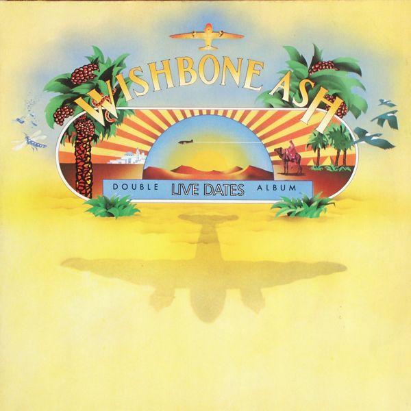 """Dachbodenfund des Jahres: """"Live Dates"""" von Wishbone Ash"""