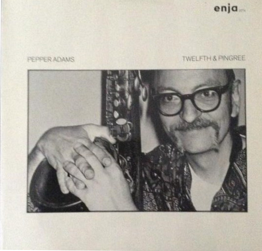Pepper Adams auf dem Cover von Twelfth & Pingree